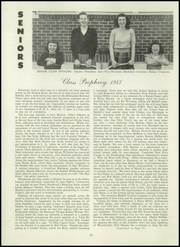 Page 14, 1947 Edition, Bothell High School - Cougar Yearbook (Bothell, WA) online yearbook collection