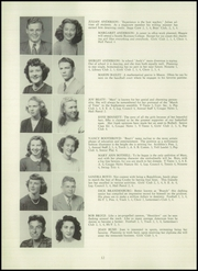Page 16, 1947 Edition, Bothell High School - Cougar Yearbook (Bothell, WA) online yearbook collection