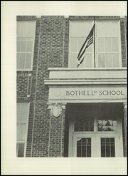 Page 6, 1947 Edition, Bothell High School - Cougar Yearbook (Bothell, WA) online yearbook collection