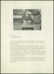 Page 8, 1947 Edition, Bothell High School - Cougar Yearbook (Bothell, WA) online yearbook collection