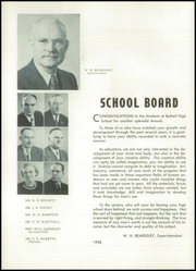 Page 10, 1948 Edition, Bothell High School - Cougar Yearbook (Bothell, WA) online yearbook collection
