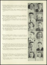 Page 15, 1948 Edition, Bothell High School - Cougar Yearbook (Bothell, WA) online yearbook collection