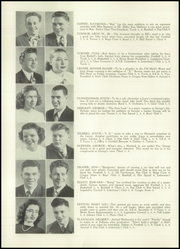 Page 16, 1948 Edition, Bothell High School - Cougar Yearbook (Bothell, WA) online yearbook collection