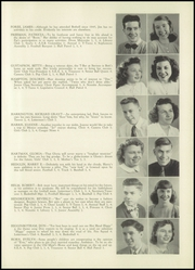Page 17, 1948 Edition, Bothell High School - Cougar Yearbook (Bothell, WA) online yearbook collection