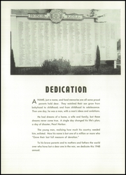 Page 8, 1948 Edition, Bothell High School - Cougar Yearbook (Bothell, WA) online yearbook collection