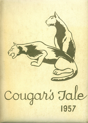 1957 Edition, Bothell High School - Cougar Yearbook (Bothell, WA)