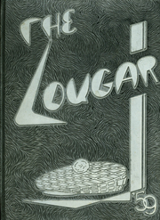 1959 Edition, Bothell High School - Cougar Yearbook (Bothell, WA)
