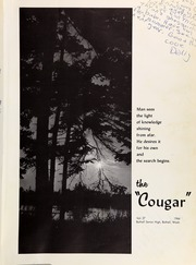 Page 5, 1966 Edition, Bothell High School - Cougar Yearbook (Bothell, WA) online yearbook collection