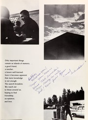 Page 9, 1966 Edition, Bothell High School - Cougar Yearbook (Bothell, WA) online yearbook collection