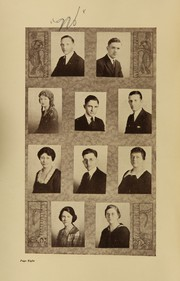 Page 10, 1922 Edition, West Seattle High School - Kimtah Yearbook (Seattle, WA) online yearbook collection
