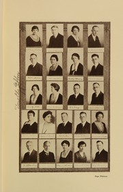 Page 15, 1922 Edition, West Seattle High School - Kimtah Yearbook (Seattle, WA) online yearbook collection
