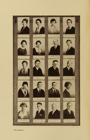 Page 16, 1922 Edition, West Seattle High School - Kimtah Yearbook (Seattle, WA) online yearbook collection