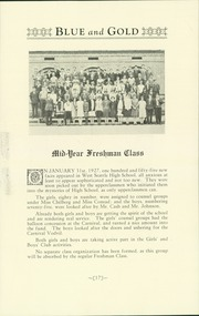 Page 21, 1927 Edition, West Seattle High School - Kimtah Yearbook (Seattle, WA) online yearbook collection