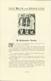 Page 24, 1927 Edition, West Seattle High School - Kimtah Yearbook (Seattle, WA) online yearbook collection