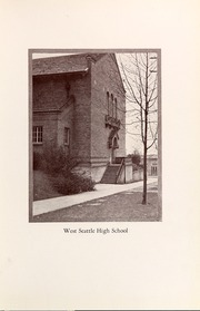 Page 13, 1930 Edition, West Seattle High School - Kimtah Yearbook (Seattle, WA) online yearbook collection