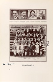 Page 16, 1930 Edition, West Seattle High School - Kimtah Yearbook (Seattle, WA) online yearbook collection