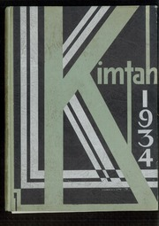 Page 1, 1934 Edition, West Seattle High School - Kimtah Yearbook (Seattle, WA) online yearbook collection