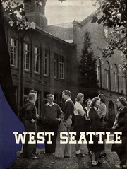 Page 6, 1940 Edition, West Seattle High School - Kimtah Yearbook (Seattle, WA) online yearbook collection