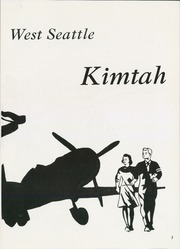 Page 7, 1943 Edition, West Seattle High School - Kimtah Yearbook (Seattle, WA) online yearbook collection