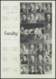 Page 15, 1951 Edition, West Seattle High School - Kimtah Yearbook (Seattle, WA) online yearbook collection