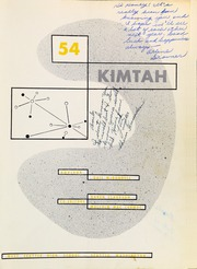 Page 5, 1954 Edition, West Seattle High School - Kimtah Yearbook (Seattle, WA) online yearbook collection
