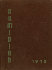 1945 Edition, Lakeside School - Numidian Yearbook (Seattle, WA)