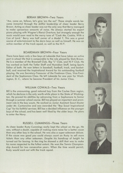 Page 15, 1945 Edition, Lakeside School - Numidian Yearbook (Seattle, WA) online yearbook collection
