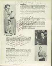 Page 17, 1950 Edition, Lakeside School - Numidian Yearbook (Seattle, WA) online yearbook collection