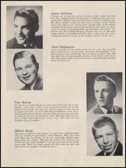Page 11, 1951 Edition, Lakeside School - Numidian Yearbook (Seattle, WA) online yearbook collection