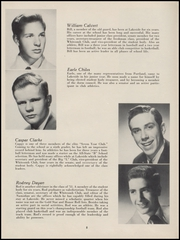 Page 12, 1951 Edition, Lakeside School - Numidian Yearbook (Seattle, WA) online yearbook collection