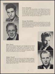 Page 13, 1951 Edition, Lakeside School - Numidian Yearbook (Seattle, WA) online yearbook collection