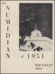 Page 5, 1951 Edition, Lakeside School - Numidian Yearbook (Seattle, WA) online yearbook collection