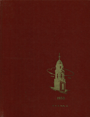 1953 Edition, Lakeside School - Numidian Yearbook (Seattle, WA)