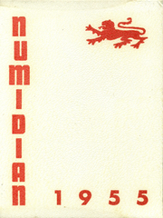 1955 Edition, Lakeside School - Numidian Yearbook (Seattle, WA)