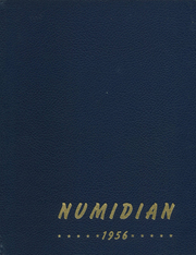 1956 Edition, Lakeside School - Numidian Yearbook (Seattle, WA)