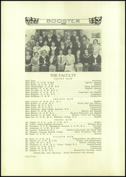 Page 16, 1933 Edition, West High School - Cat Log Yearbook (Bremerton, WA) online yearbook collection