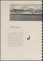 Page 10, 1937 Edition, West High School - Cat Log Yearbook (Bremerton, WA) online yearbook collection