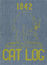 1942 Edition, West High School - Cat Log Yearbook (Bremerton, WA)