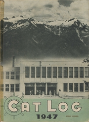 1947 Edition, West High School - Cat Log Yearbook (Bremerton, WA)