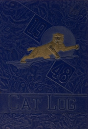 1948 Edition, West High School - Cat Log Yearbook (Bremerton, WA)
