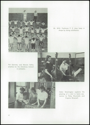 Page 10, 1957 Edition, West High School - Cat Log Yearbook (Bremerton, WA) online yearbook collection