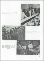 Page 11, 1957 Edition, West High School - Cat Log Yearbook (Bremerton, WA) online yearbook collection