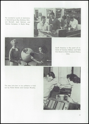Page 13, 1957 Edition, West High School - Cat Log Yearbook (Bremerton, WA) online yearbook collection