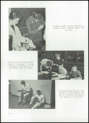 Page 14, 1957 Edition, West High School - Cat Log Yearbook (Bremerton, WA) online yearbook collection
