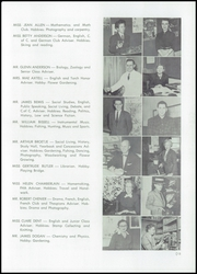 Page 17, 1957 Edition, West High School - Cat Log Yearbook (Bremerton, WA) online yearbook collection