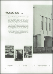Page 6, 1957 Edition, West High School - Cat Log Yearbook (Bremerton, WA) online yearbook collection
