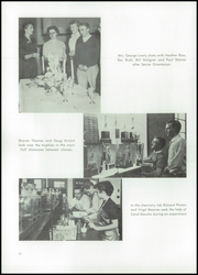 Page 8, 1957 Edition, West High School - Cat Log Yearbook (Bremerton, WA) online yearbook collection