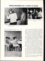 Page 10, 1965 Edition, West High School - Cat Log Yearbook (Bremerton, WA) online yearbook collection