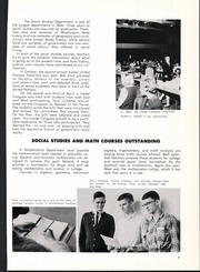 Page 11, 1965 Edition, West High School - Cat Log Yearbook (Bremerton, WA) online yearbook collection