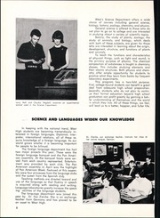 Page 12, 1965 Edition, West High School - Cat Log Yearbook (Bremerton, WA) online yearbook collection